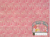 Anton geo roos linnenlook canvas