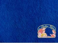 Anja fleece koningsblauw