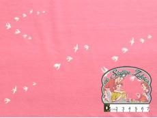 Zwaluwen roze