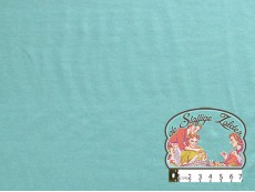 Uni tricot aquablauw