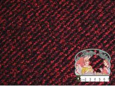 Ladina wol rood