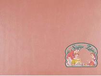 Rex pink leatherette