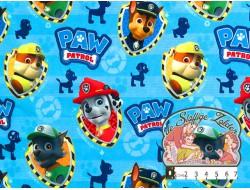 Paw Patrol aqua