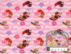 Paw Patrol Sweat snow pink