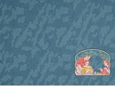 Pondero reflecterend jeansblauw softshell