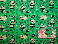 Panda green jersey