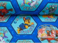 Paw Patrol heroes blue jersey