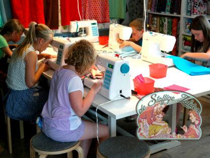 Workshop 4 kids: Zomerworkshop