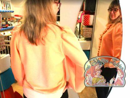 Workshop na beginners: Mabel trui - dinsdag sep