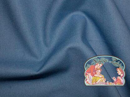 Uni cadet blue cotton
