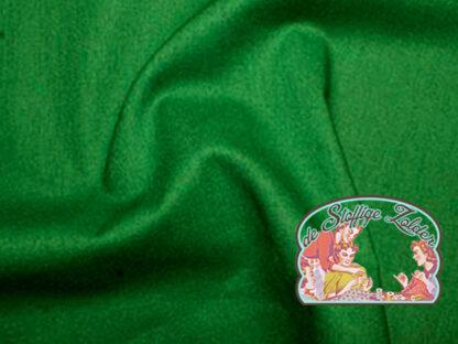 Uni fir dark green cotton