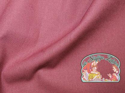 Uni dark rose cotton