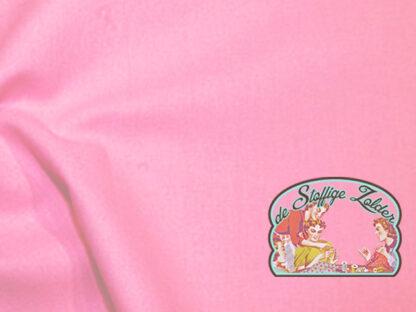 Uni fuchsia pink cotton