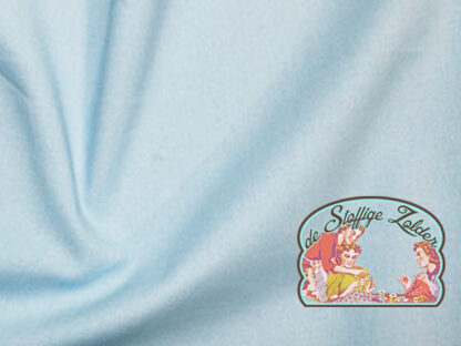 Uni candy greyblue cotton