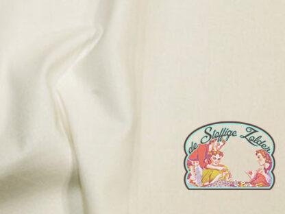 Uni ivory white cotton