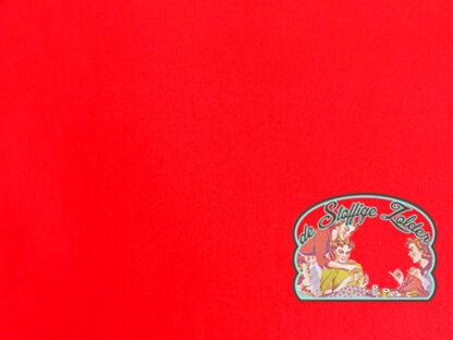 Uni scarlett red cotton