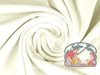 Voeringstof wit polyester