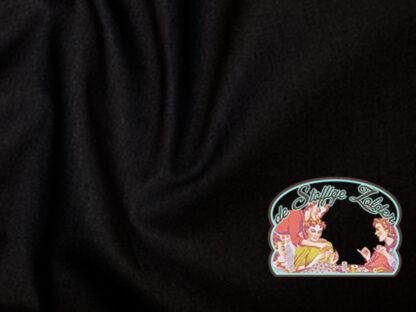 Uni black cotton