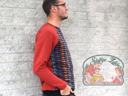 sweater-doorgestikt
