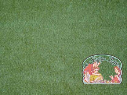 Shetland flanel cotton basil
