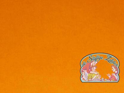 Eike orange brushed jogging