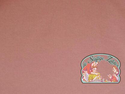 Eike vintage pink brushed jogging