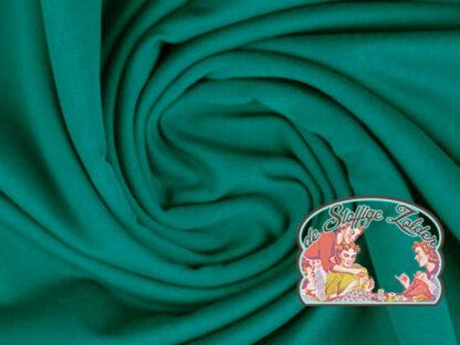 Heide uni petrol cotton