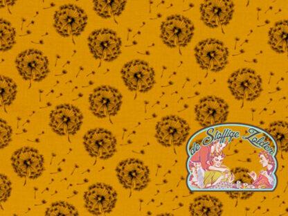 Dandelion ocher tetra babycotton