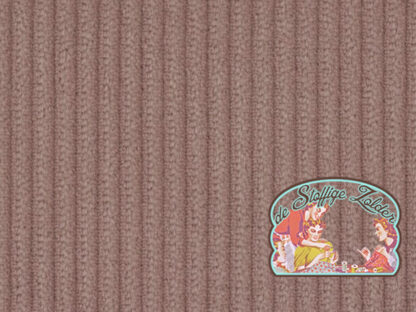 Marius uni pink breitcord corduroy