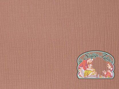 Effen vintage vintage pink tetra babycotton