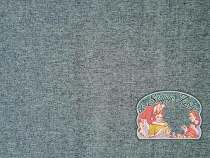 Melange denim jeansblue softshell