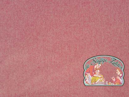 Melange pink softshell