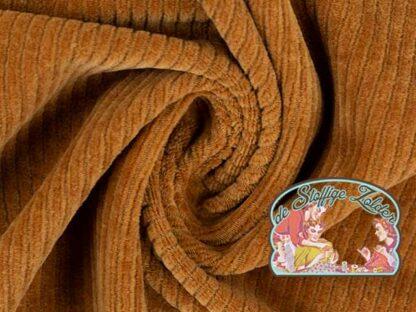 Juna uni brown stretch breitcord corduroy