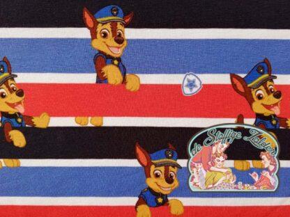 Paw Patrol chase stripes jersey