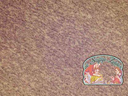 Lottchen viscose tricot melange roos