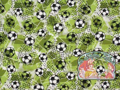 Vera football green tricot/jersey