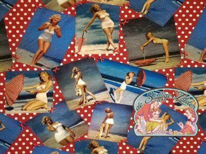 Vintage swimming jersey